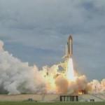 Совалката на NASA Атлантис стартира за последен път