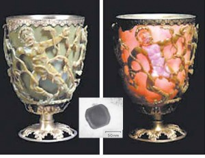 чашата на Ликург