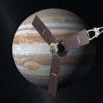 Сондата Juno (Джуно) стартира своята мисия към Юпитер