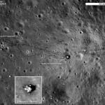 Фотографирани са следите от Аполо на Луната