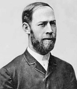 Хайнрих Рудолф Херц (Heinrich Rudolf Hertz)