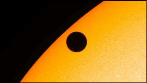 Транзит на Венера