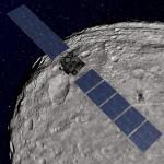 Космическата сонда Dawn полетя към Церера