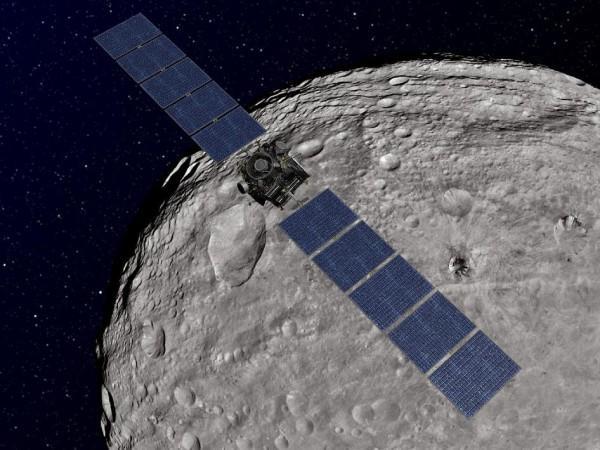 Астероида Веста