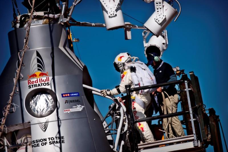 Проектът Ред Бул Стратос (Red Bull Stratos)
